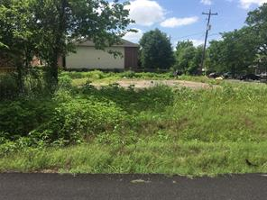 Houston Home at 0 Dumble Houston , TX , 77021 For Sale
