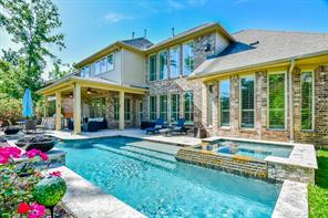 Houston Home at 43 Spotted Lily Way The Woodlands , TX , 77354-3359 For Sale