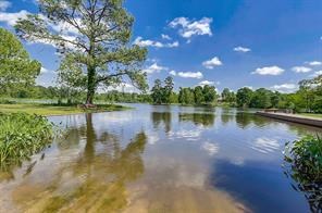 EMERALD LAKE One of the sparkling lakes within the 460 acre gated community of spacious acreage homesites.