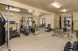 FITNESS CENTER Included with your HOA fees. No membership or contracts here . . .