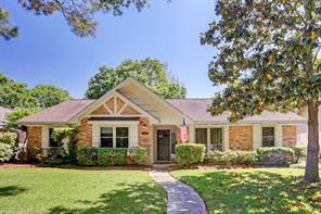 Houston Home at 6107 Braesheather Drive Houston , TX , 77096-3711 For Sale