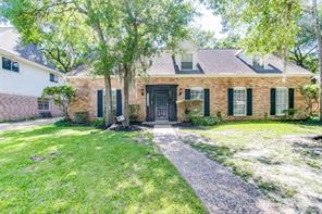 Houston Home at 17923 Beaver Creek Drive Houston , TX , 77090-1809 For Sale