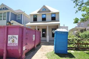 Houston Home at 436 W 27th Street Houston , TX , 77008 For Sale