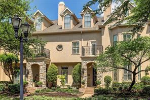 Houston Home at 3322 Memorial Crest Boulevard Houston , TX , 77007-8313 For Sale