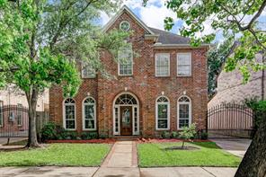 Houston Home at 3919 Southwestern Street Houston                           , TX                           , 77005-4338 For Sale