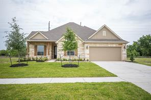 Houston Home at 3413 Flagstone Drive Manvel , TX , 77578 For Sale