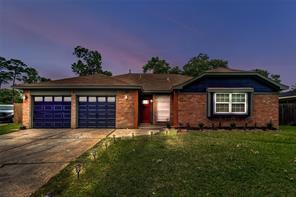 Houston Home at 13011 Tregarnon Drive Houston , TX , 77015-2020 For Sale