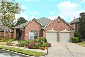 Houston Home at 13926 Carriage Walk Lane Houston , TX , 77077-1527 For Sale