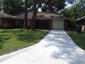 Houston Home at 3419 Linkwood Drive Houston , TX , 77025-3715 For Sale