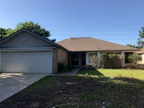 15706 Fox Springs, Houston, TX, 77084