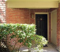 Houston Home at 2211 Kirkwood Road 58 Houston , TX , 77077-6137 For Sale