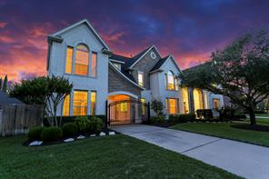 Houston Home at 22015 Rustic Shores Lane Katy , TX , 77450-5481 For Sale