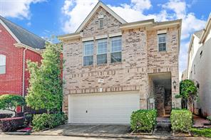Houston Home at 3019 Heritage Creek Terrace Houston                           , TX                           , 77008-6149 For Sale