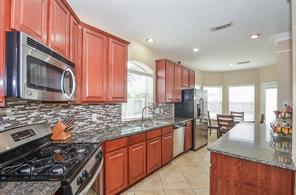 Houston Home at 6323 Linfield Bluff Lane Katy , TX , 77494-0429 For Sale