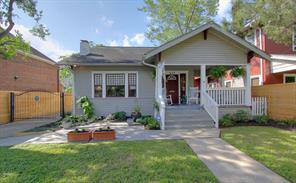 Houston Home at 615 Fargo Street Houston , TX , 77006-2023 For Sale