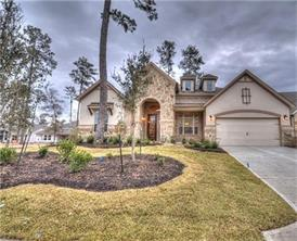Houston Home at 55 Caprice Bend Place Tomball , TX , 77375-4986 For Sale