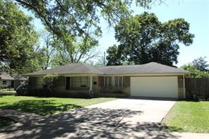 Houston Home at 808 Carol Street Bellaire , TX , 77401-4713 For Sale