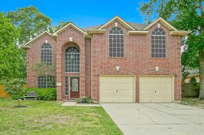 Houston Home at 2603 Spring Bend Drive Spring , TX , 77386-2571 For Sale