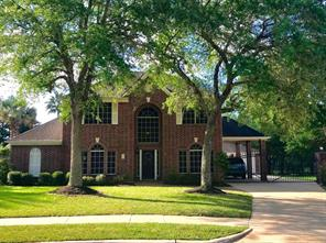 Houston Home at 306 Oak Creek Lane League City , TX , 77573-1782 For Sale