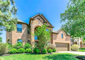 Houston Home at 17211 Cascading Springs Lane Humble , TX , 77346-3817 For Sale