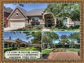 Houston Home at 14602 Summerwood Lakes Drive Houston , TX , 77044-5374 For Sale
