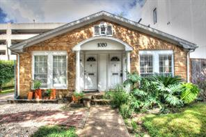 Houston Home at 1020 Crocker Street Houston , TX , 77019-4376 For Sale