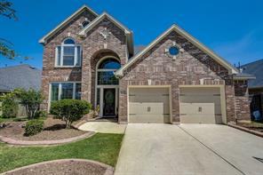 Houston Home at 28014 Barberry Banks Lane Fulshear , TX , 77441-2057 For Sale