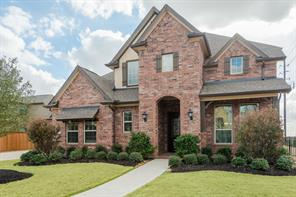 Houston Home at 10519 Three Rivers Way Cypress , TX , 77433 For Sale
