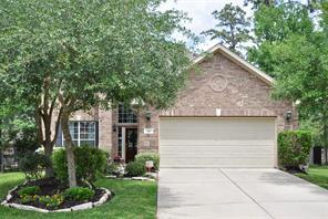 Houston Home at 11 Craven Park Court The Woodlands , TX , 77354-3295 For Sale