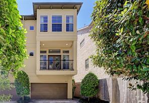 Houston Home at 242 Detering Street Houston , TX , 77007-8206 For Sale