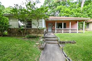 Houston Home at 1321 Confederate Road Houston , TX , 77055-4355 For Sale