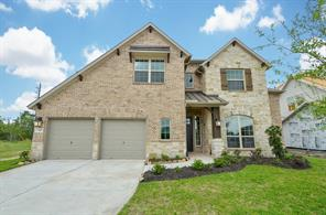 Houston Home at 3317 Flagstone Drive Manvel , TX , 77578 For Sale