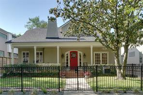 Houston Home at 1629 Harold Street Houston , TX , 77006-3709 For Sale