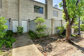 Houston Home at 364 Wilcrest Drive 364 Houston , TX , 77042-1010 For Sale