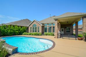 Houston Home at 446 Cascade Oaks Lane Richmond , TX , 77406-1452 For Sale