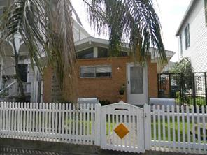 Houston Home at 1803 Unit Church Street Galveston , TX , 77550-4823 For Sale
