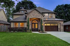 Houston Home at 2027 Libbey Drive Houston , TX , 77018-3019 For Sale