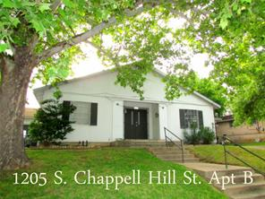 1205 Chappell Hill