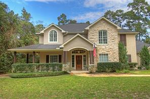 Houston Home at 8705 Sunset Heights Lane Conroe , TX , 77302-3455 For Sale
