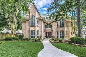 Houston Home at 2410 Kings Lodge Drive Kingwood , TX , 77345-1811 For Sale