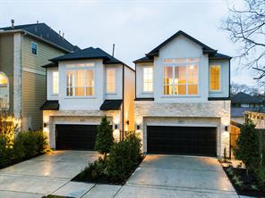 Houston Home at 4917 Rose Street Houston , TX , 77007 For Sale