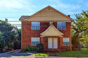 Houston Home at 1937 W Dallas 2 Houston , TX , 77019 For Sale