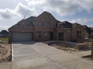 Houston Home at 17106 Astin Mansion Lane Cypress , TX , 77433 For Sale