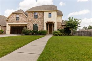 Houston Home at 100 Silverstone Lane Shenandoah , TX , 77384-4580 For Sale