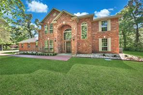 Houston Home at 25623 S Bridle Creek Drive Magnolia , TX , 77355-5884 For Sale