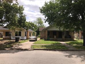 Houston Home at 6833 Avenue C Houston                           , TX                           , 77011-3661 For Sale