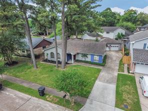 Houston Home at 7007 Woodfern Drive Houston , TX , 77040-4752 For Sale