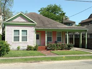 Houston Home at 1732 Indiana Street Houston , TX , 77006-1716 For Sale