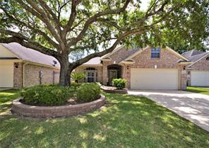 Houston Home at 3814 Fordham Park Court Pasadena , TX , 77058-1208 For Sale