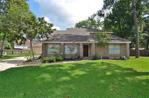 Houston Home at 3714 Wood Dale Drive Kingwood , TX , 77345-1111 For Sale